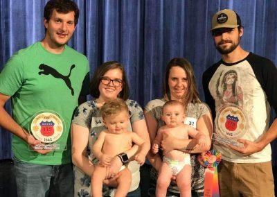 Pageants 2017 - Baby Winners