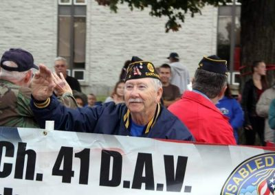 Parade 2017 - Veterans