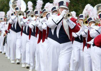Parade 2016 - Joplin High School Marching Band